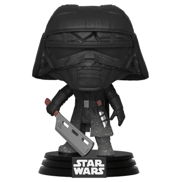 POP Movies: Star Wars Ep9 -Knight of Ren (Heavy Blade) (Exc)