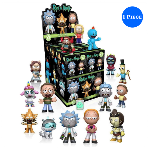 Mystery Minis - Rick & Morty