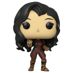 POP Animation: Legend of Korra- Asami
