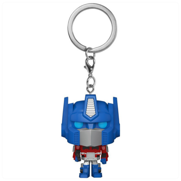 POP Keychain: Transformers- Optimus Prime