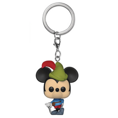 POP Keychain: Mickey's 90th - Brave Little Tailor