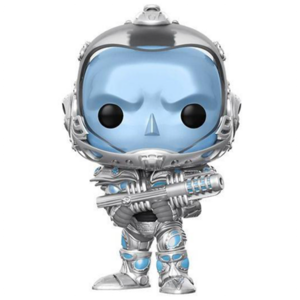 POP Heroes: Batman & Robin- Mr. Freeze