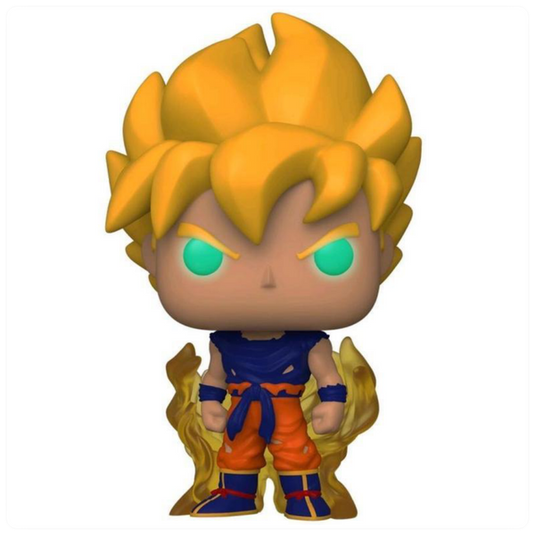 POP Animation: DBZ S8- SS Goku (GW) (Exc)