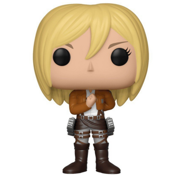 Pop Animation: AoT S3 - Christa