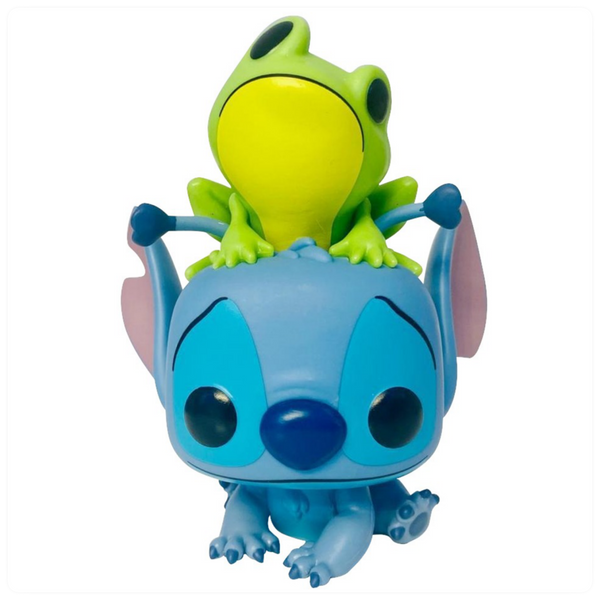 POP Disney:Lilo&Stitch-Stitch w/Frog (Exc)