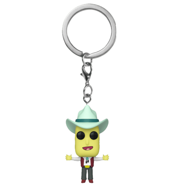 POP Keychain: Rick & Morty - Mr. Poopy Butthole