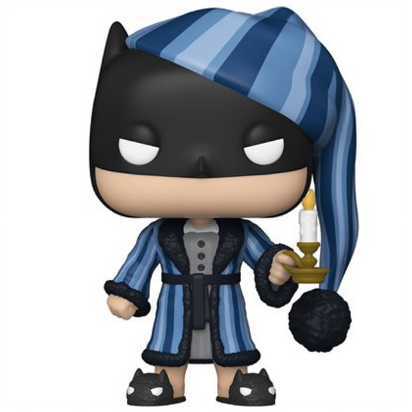 POP Heroes: DC Holiday- Scrooge Batman