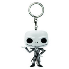 Pocket POP Keychain: NBC - Jack Skellington