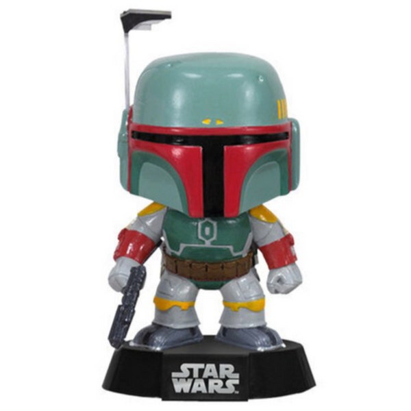 POP Star Wars : Boba Fett BOBBLE - Fandom