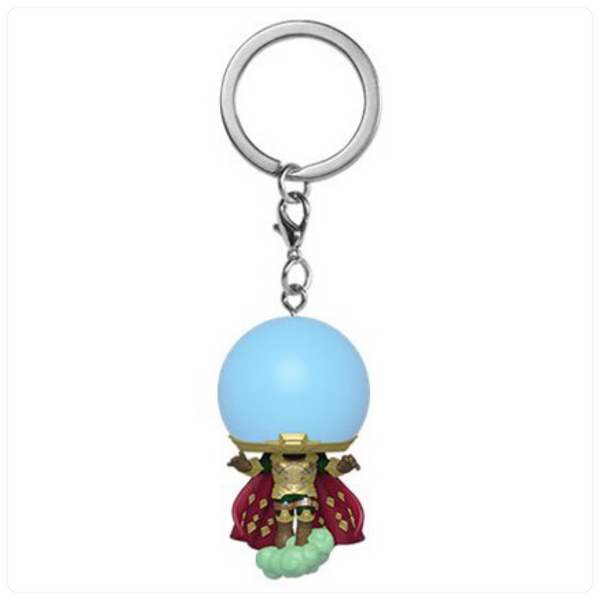 Pop Keychain: Spiderman Far From Home - Mysterio