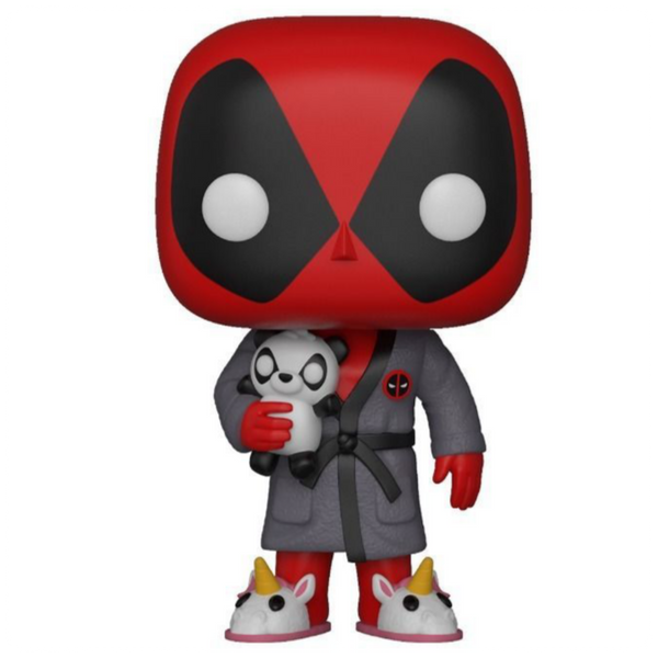 POP Marvel: Deadpool Playtime - Deadpool in Robe
