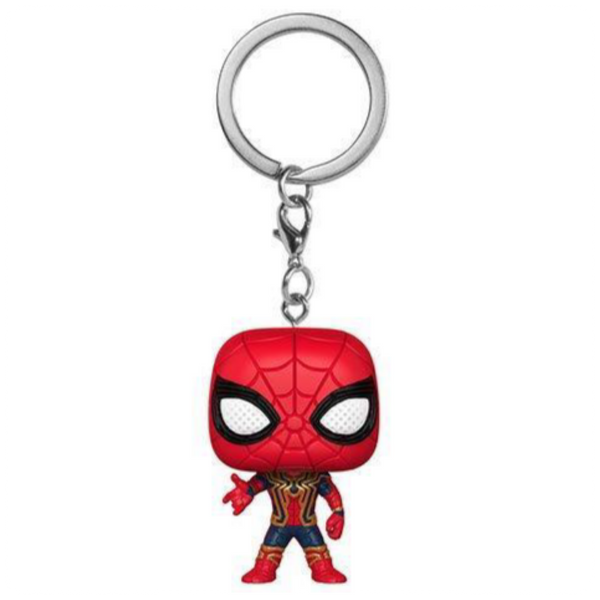 POP! Keychain: Marvel: Infinity War -Iron Spider