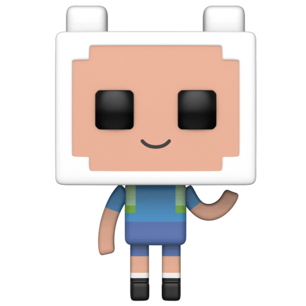 POP TV: Adventure Time/Minecraft S1 - Finn