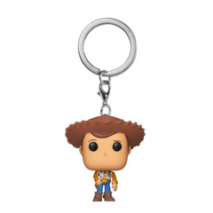 POP Keychain: Toy Story 4 - Sheriff Woody