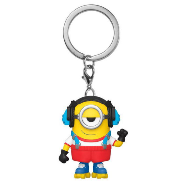 POP Keychain:Minion 2 Movie - Scater Stewart