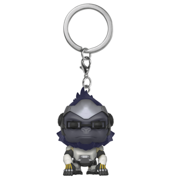 Pop Keychain: Overwatch - Winston