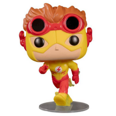 POP Heroes: Young Justice- Kid Flash w/ Chase (EXC)