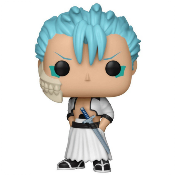 POP Animation: Bleach - Grimmjow