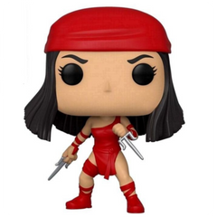 POP Marvel: 80th - First Appearance Elektra (Exc)