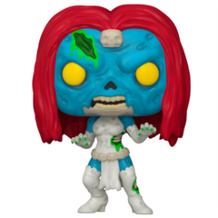 POP Marvel: Marvel Zombies- Mystique (Exc)