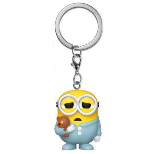 POP Keychain:Minion 2 Movie - Sleepy Pijama Bob