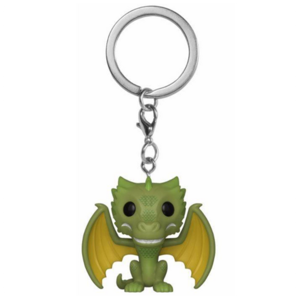 Pop! Keychain: GOT S10 - Rhaegal