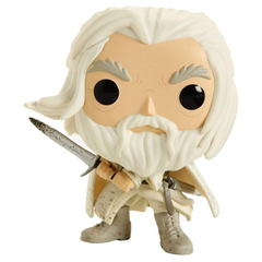 POP Movies: LOTR - Gandalf the White w/Sword (Exc)