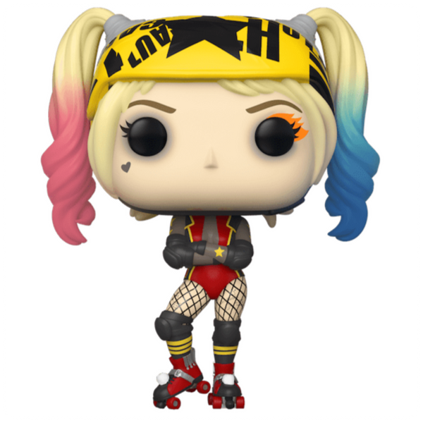 POP Heroes: Birds of Prey - Harley Quinn Roller Derby