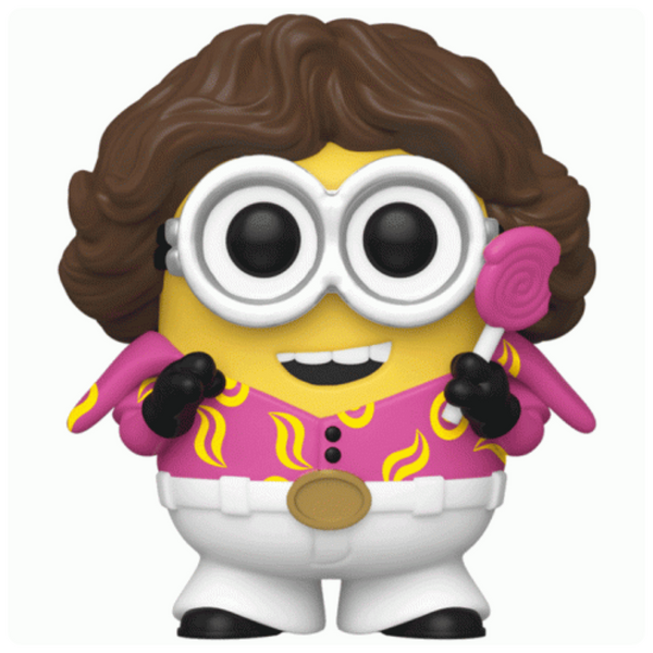 POP Movies:Minion 2 Movie - 70's bob