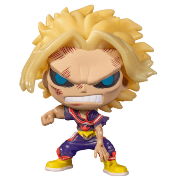 POP Animation: MHA - All Might Weakened Hero (GW) (Exc)