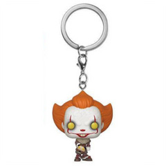 POP Keychain: IT: Chapter 2- Pennywise w/ Beaver Hat