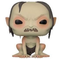 POP movies: LOTR/Hobbit S3 - Gollum w/CHASE