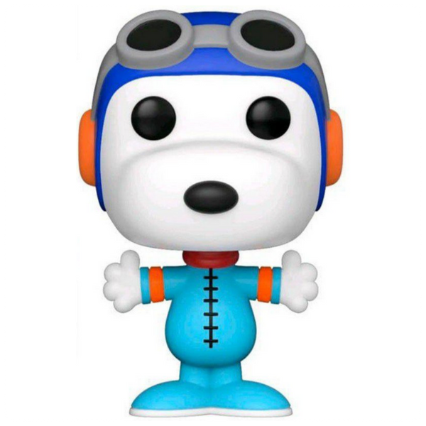 POP Animation: Peanuts- Snoopy as Astronaut (Exc)