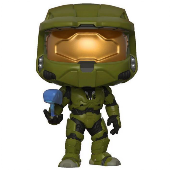 POP Halo: S1- Master Chief w/ Cortana