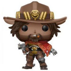 POP Games: Overwatch - McCree
