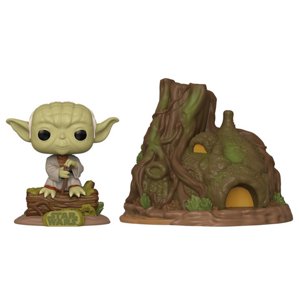 POP Town: Star Wars - Yoda's Hut