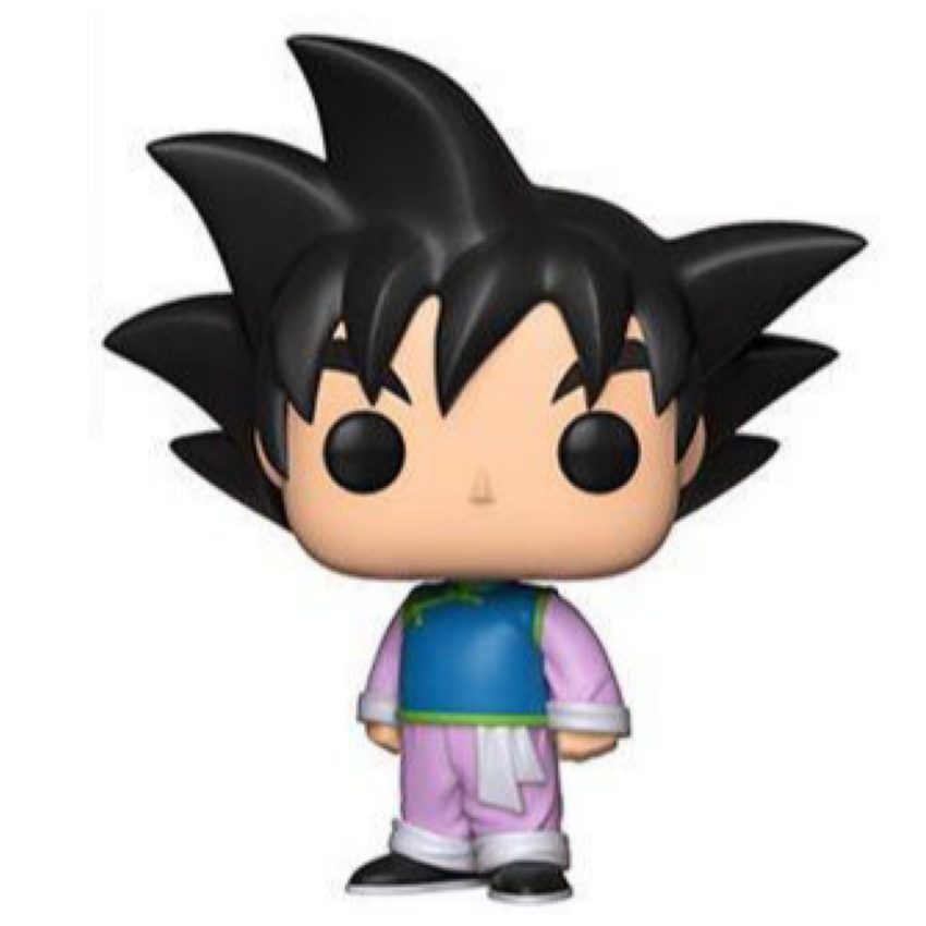 POP Animation: DBZ S6 - Goten