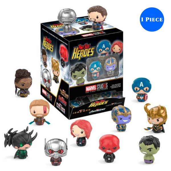 Pint Sized Heroes Blind Bag - Marvel Studios 10