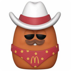 POP Ad Icons: McDonalds- Cowboy Nugget