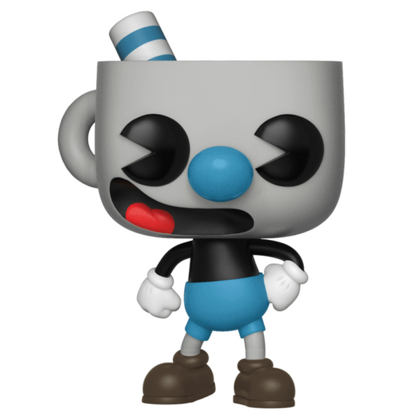 POP Games: Cuphead S1- Mugman
