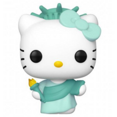 Pop Sanrio: Hello Kitty - Lady Liberty (Anniversary) (NYCC Exc)