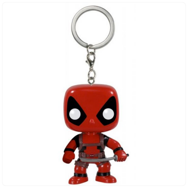 POP Keychain: Marvel - Deadpool - Fandom