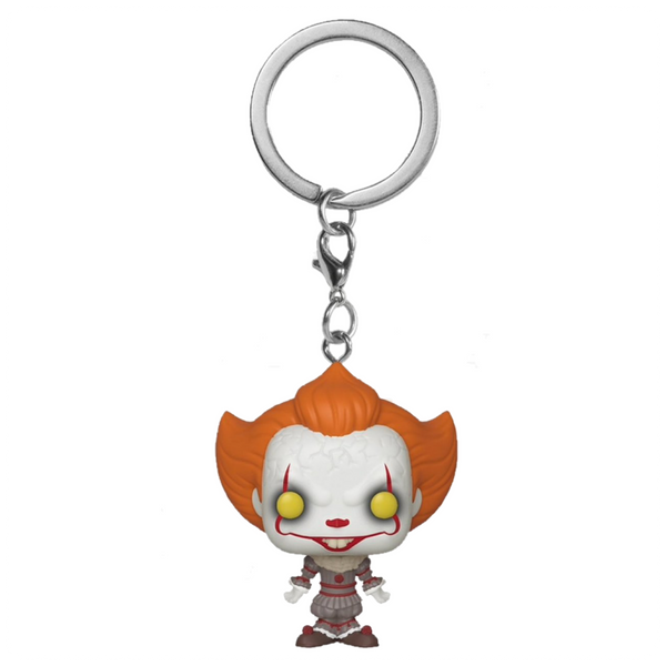 POP Keychain: IT: Chapter 2- Pennywise w/ Open Arm