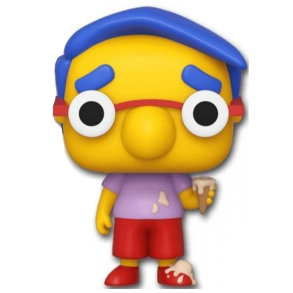POP Animation: The Simpsons - Milhouse (ECCC Exclusive )