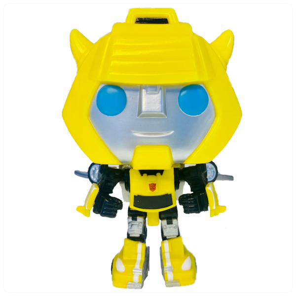 POP Vinyl: Transformers- Bumblebee w/Wings (Exc)