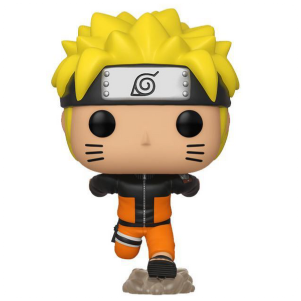 POP Animation: Naruto - Naruto Running