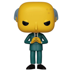 Pop Animation: Simpsons S2- Mr Burns