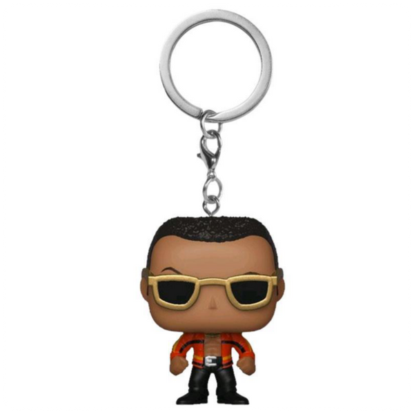 POP Keychain: WWE - The Rock (Exc)