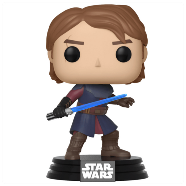 POP Star Wars: Clone Wars - Anakin