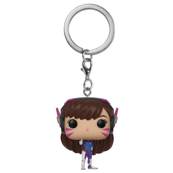 Pop Keychain: Overwatch - D.Va